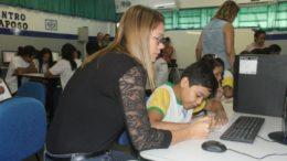 Dados mostram 83,5% de aprovação em todas as 367 unidades de ensino, de alunos do 1º ao 9º ano (Foto: Lton Santos/Semed)