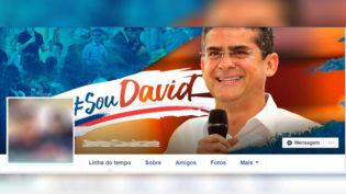 MPE pede a retirada de postagem de eleitores no Facebook em favor de David Almeida