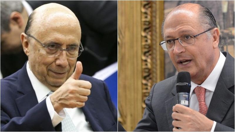 Henrique Meirelles e Geraldo Alckmin são os mais afetados por alianças nos Estados (Fotos: (Foto: Antonio Cruz e Marcelo Camargo/ABr)