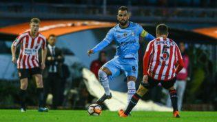 Grêmio perde na Argentina, mas mantém chances na Libertadores