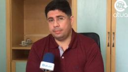Hissa Abrahão atribui ação do MPF contra sua candidatura a um complô de adversários políticos (Foto: ATUAL)