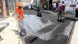 Prefeitura de Manaus faz serviços de infraestrutura no bairro Nova Conquista