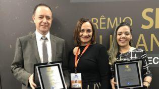 Prêmio Ser Humano reconhece ação administrativa da Moto Honda da Amazônia
