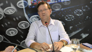José Ricardo promete fazer mandato para além das emendas ao Orçamento
