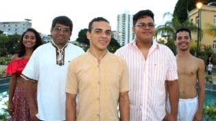 Grupo Kabanos lança segundo CD nesta sexta-feira no Teatro Amazonas