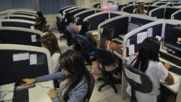 Sistema de atendimento do Ligue 180: denúncias relacionadas a feminicídio chegam a 740 no primeiro semestre (Foto: José Cruz/ABr)