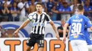 No tempo normal de jogo, Santos superou o Cruzeiro, mas perdeu nos pênaltis (Foto: Pedro Ernesto Guerra Azevedo/ Santos FC)