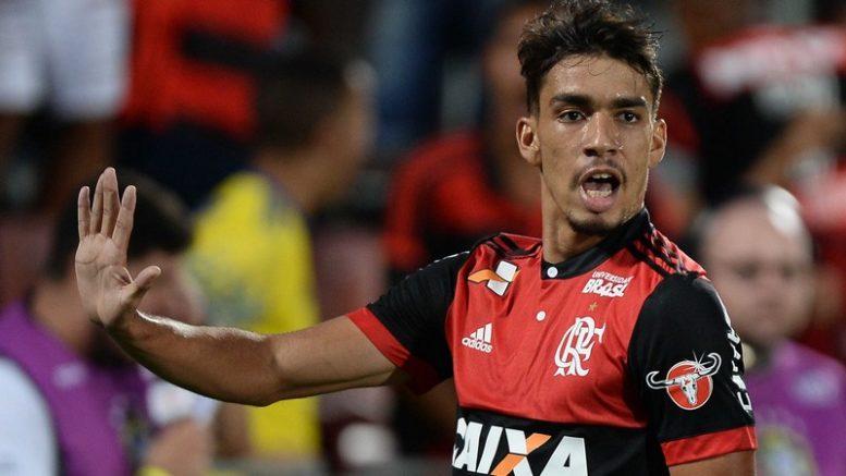 Lucas Paquetá, do Flamengo, é uma das novidades na Seleção Brasileira para amistosos contra os EUA e El Salvador (Foto: Gilvan de Souza/Flamengo)