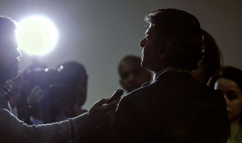 Ministro Luiz Fux afirma que TSE tem como coibir crimes eleitorais Foto: José Cruz/ABr)