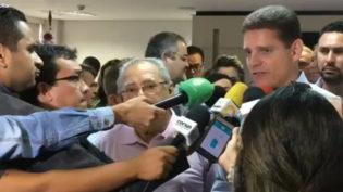 Rotta evita referência a rompimento com Arthur e diz que volta a respirar as ruas de Manaus
