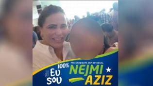 MPE pede nova retirada de publicações no Facebook a favor de Nejmi Aziz