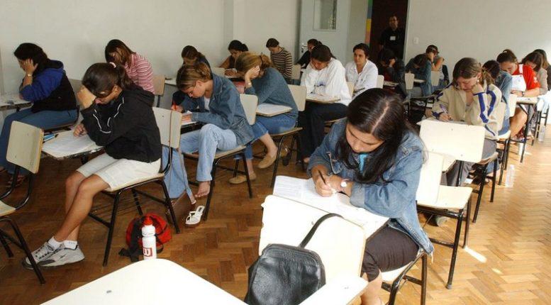 Estudantes que participaram de alguma edição do Enem desde 2010 podem se inscrever no ProUni (Foto: ABr/Agência Brasil)