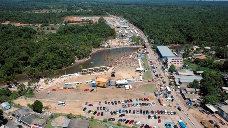 Rio Preto da Eva Amazonas fonte: amazonasatual.com.br