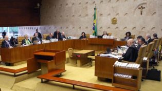 Senado aprova aumento salarial para ministros do STF que vão ganhar R$ 39,3 mil