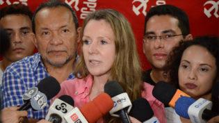 PCdoB inclui PT em coligação de Vanessa e força saída dos petistas da chapa de David