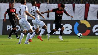 Vitória bate Atlético-MG por 1 a 0 e sai da zona de rebaixamento