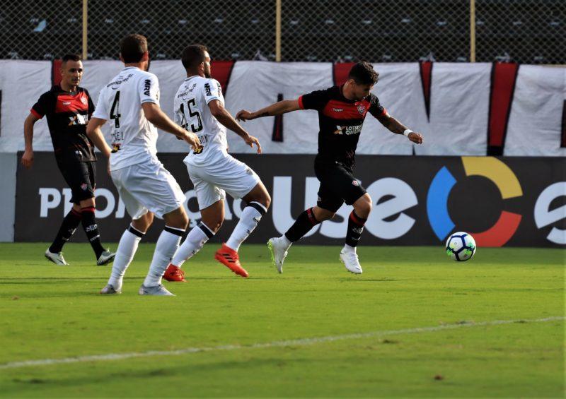 Vitória bate Atlético-MG por 1 a 0 e sai da zona de rebaixamento 14eb07d2e28c2