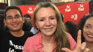 Vanessa comemora decisão de ministro do STF que põe Lula em liberdade