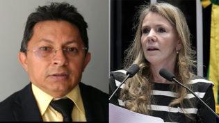 Vanessa Grazziotin fica sem tempo de TV do PT e fora da coligação de David Almeida