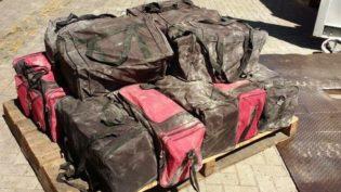 PF e Receita encontram mais de uma tonelada de cocaína no porto de Santos