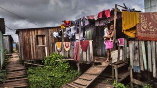 Exposição mostra violações socioambientais na Amazônia