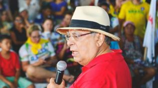 TRE proíbe propaganda de Amazonino em espaços de candidatos a deputado