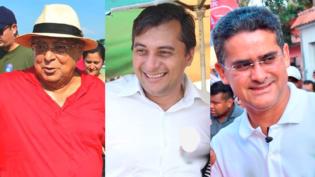 Ibope mostra Amazonino com 32%, Wilson Lima com 29% e David Almeida com 17%