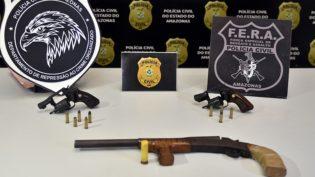 Polícia arma tocaia, surpreende assaltantes e três morrem em Manaus