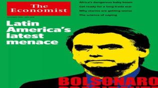 'The Economist' diz que Bolsonaro seria 'desastroso' para o Brasil