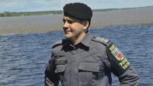 Capitão Alberto Neto se diz perseguido e chama delegado de incompetente