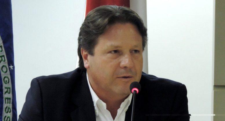 Wilson Périco é presidente do Cieam - Centro das Indústrias do Estado do Amazonas (Foto: Cieam/Divulgação)
