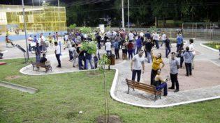 Parceria público-privada revitaliza parque municipal na zona oeste de Manaus