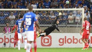 Internacional fica no empate com o Cruzeiro e mantém a vice-liderança