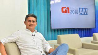 A pedido de David, juiz proíbe TV Amazonas de divulgar pesquisa Ibope