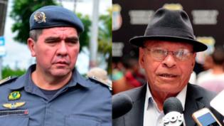 Amazonino troca comandos da Polícia Militar e Delegacia Geral