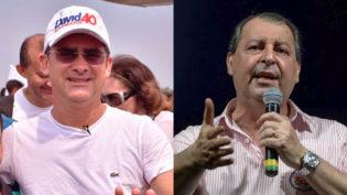 Jurídicos de Omar e David já impediram a divulgação de oito pesquisas eleitorais