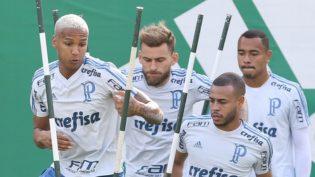Palmeiras e Cruzeiro se confrontam em tira-teima pela Copa do Brasil