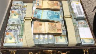 PF pega US$ 16 milhões com vice-presidente de Guiné Equatorial