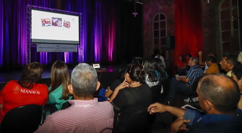 Fundo Manaus Solidária lançara edital apenas para financiar projetos sociais (Foto Karla Vieira/Semcom)