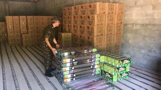 Exército apreende meia tonelada de explosivos na Amazônia Ocidental