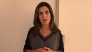 Fátima Bernardes nega reforma em casa de agressor de Bolsonaro