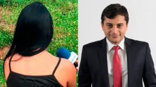 Wilson Lima alega ataque em campanha e apresentará queixa crime contra jovem