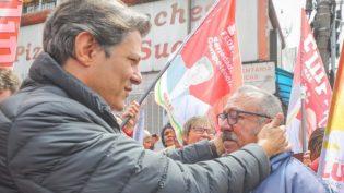 Ministro nega pedido do PT para que emissoras deem espaço a Haddad