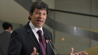 Haddad também usa internet e eleva tom contra Bolsonaro