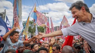 Em Manaus, Haddad evita polemizar e faz discurso favorável ao eleitorado