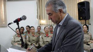 Operação Vostok procura governador do Mato Grosso do Sul, Reinaldo Azambuja