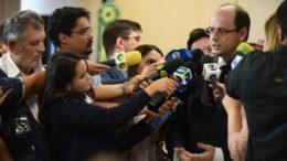 Rossieli Soares, ministro da educação