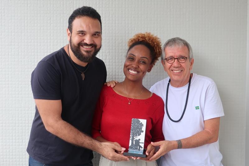 Fecani 2018 Rui Machado, Valdo Cavalcante e Jaque Santos