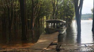 Acidente durante gravação de série da Globo deixa um morto em Manaus