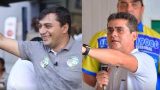 Justiça Eleitoral autoriza registros de candidatura de Wilson Lima e David Almeida